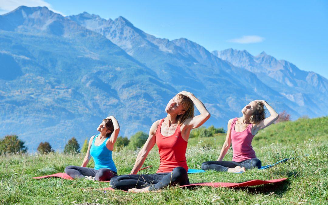 Offerta Yoga & Terme ad Ottobre