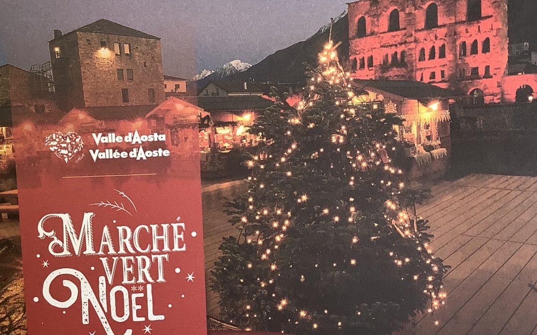 Marché Vert Noël