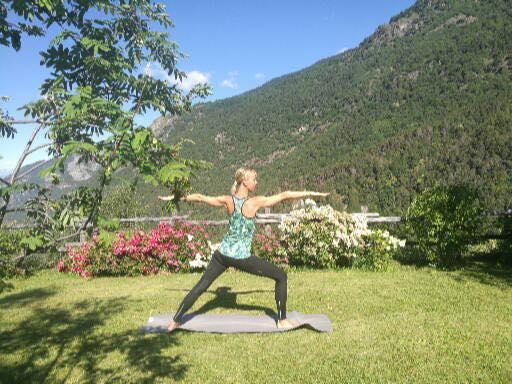 Yoga e Terme 18-19-20 ottobre Valled'Aosta